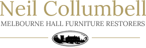 Melbourne Hall Furniture Restorers and French Polishing Logo